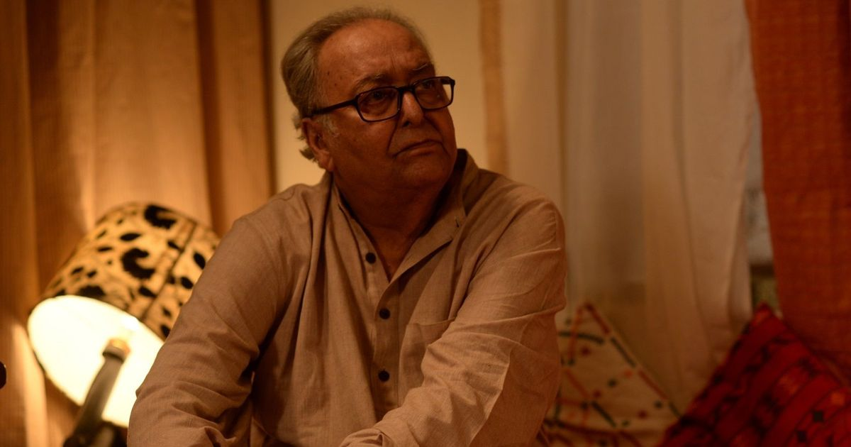Soumitra Chatterjee interview: 'What keeps me going is my sense of obligation…'| Scroll.in