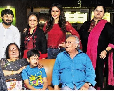 Team Posto at Poster Launch | t2