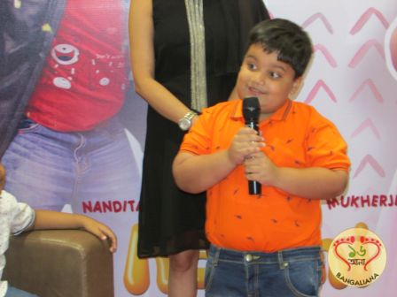 """I Call Them Shibu Da and Nandita Di""- Exclusive Interview of Bengali Film Haami's Child Actor Brata Banerjee 