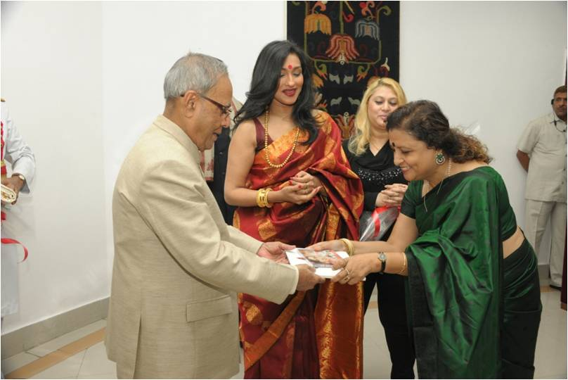Muktodhara was also watched by the President of India Shri Pranab Mukherjee.