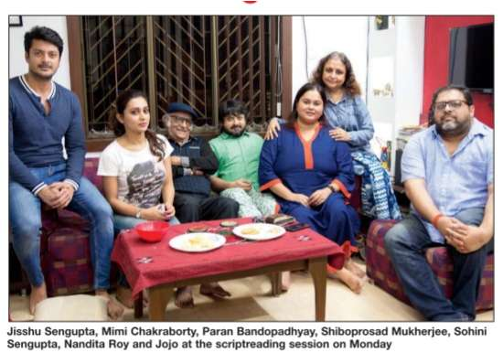 Parenting tale from Shibu-Nandita | The Times of India