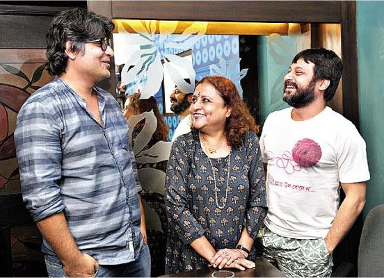 BELASESHE MAKERS SET TO RUSTLE UP POSTO IN HINDI WITH PINK WRITER   t2