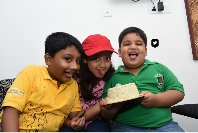 All work, no play with Haami's junior brigade | TOI