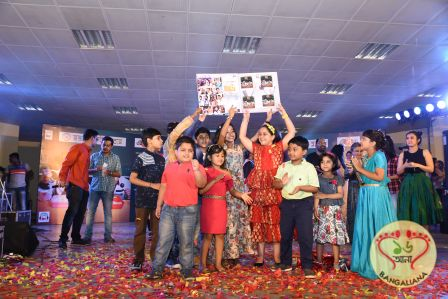Music Launch of Bengali Film Haami; Relation Between School and Students Highlighted in Film